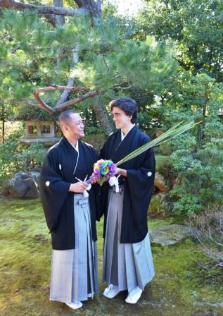 Destination - Traditional Wedding in Kyoto(Japan 10 days